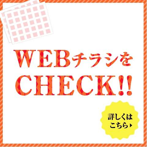 Welcome Christmas【Webチラシ】
