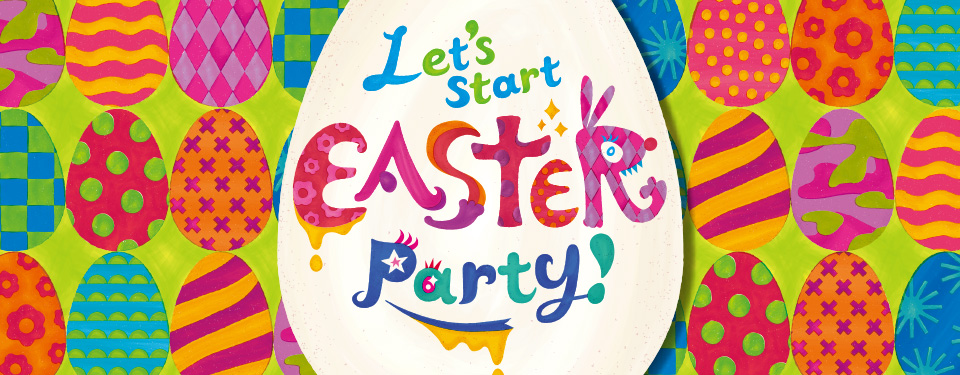 Let's start EASTER Party