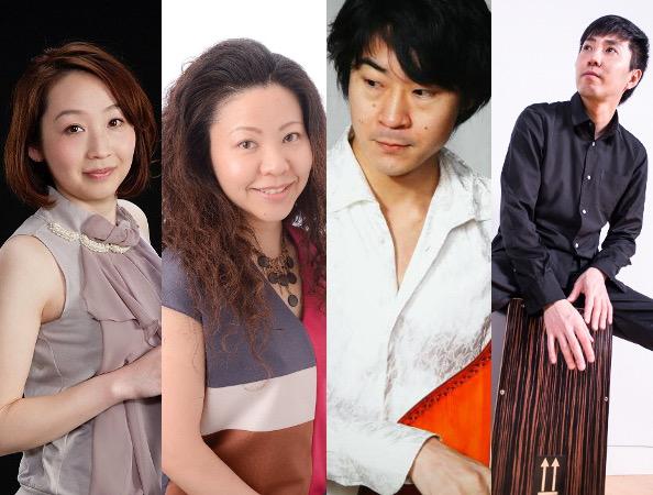 Clarinet quartet concert