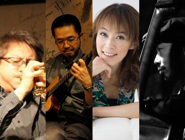 阿部Hiro Kazu传统风格爵士四重奏