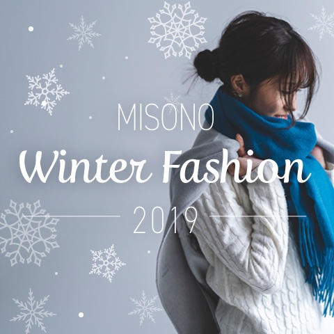 MISONO Winter Fashion 2019